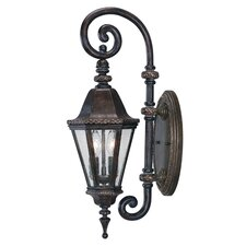 <strong>Savoy House</strong> Canterbury 2 Light Outdoor Wall Lantern