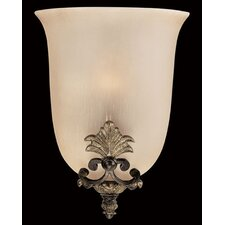 Chinquapin Half Moon 1 Light  Wall Sconce