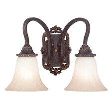 Cordoba 2 Light Wall Sconce