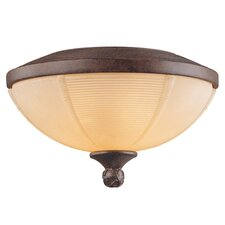 <strong>Savoy House</strong> Danille 3 Light Globe Ceiling Fan Light Kit