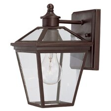 Ellijay 1 Light Outdoor Wall Lantern