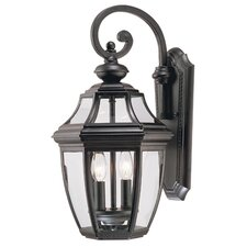 <strong>Savoy House</strong> Endorado 2 Light Outdoor Wall Lantern