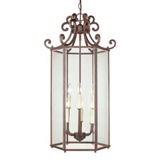 Liberty 6 Light Foyer Pendant
