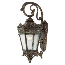 Maguire 1 Light Outdoor Wall Lantern