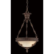 Modern Empire 3 Light Inverted Pendant