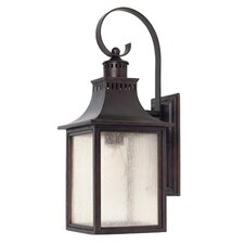 <strong>Savoy House</strong> Monte Grande 3 Light Outdoor Wall Lantern