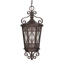 Pierce Paxton 3 Light Outdoor Hanging Lantern