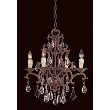 Champlain 4 Light Chandelier