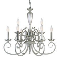Liberty 9 Light Chandelier