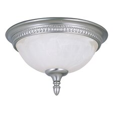 Belmont 1 Light Flush Mount
