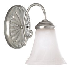 Jodeco 1 Light Vanity Light