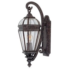 Via Vete 1 Light Outdoor Wall Lantern