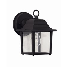 <strong>Savoy House</strong> 1 Light Outdoor Wall Lantern