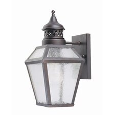 Chimnea 1 Light Outdoor Wall Lantern