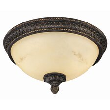 Ladoga 2/3 Light Flush Mount