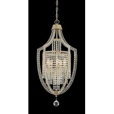 Boutique 5 Light Mini Foyer Pendant