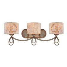 Acacia 3 Light Bath Vanity Lights