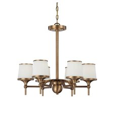 Mason 6 Light Chandelier