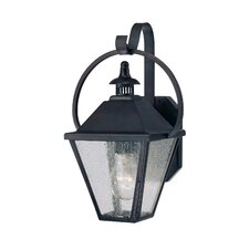 Royal Street 1 Light Outdoor Wall Lantern