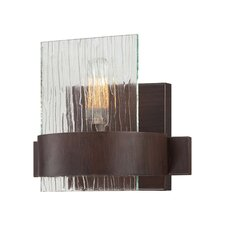 <strong>Savoy House</strong> Brione 1 Light Wall Sconce