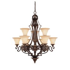 Southerby 9 Light Chandelier