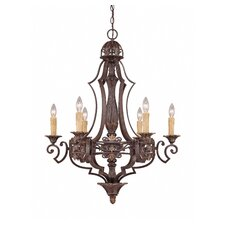 Southerby 6 Light Chandelier