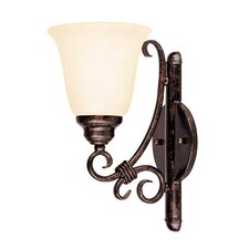 Sinclair 1 Light Wall Sconce