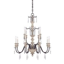 Hopkinton 12 Light Chandelier
