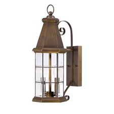 Regent 2 Light Outdoor Wall Lantern