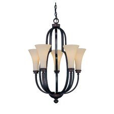 Marcelina 5 Light Chandelier