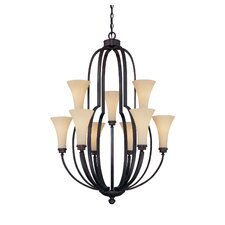 Marcelina 9 Light Chandelier
