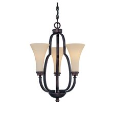 Marcelina 3 Light Chandelier