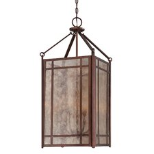 Lovett 4 Light Foyer Pendant