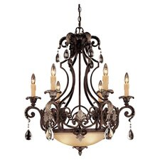 Ravali 9 Light Chandelier