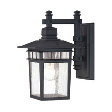 Jenna 1 Light Outdoor Wall Lantern