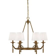 Foxcroft 6 Light Chandelier