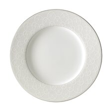 "<strong>Waterford</strong> Ballet Icing Pearl 9"" Accent Salad Plate"