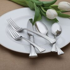 <strong>Waterford</strong> Mont Clare 65 Piece Flatware Set