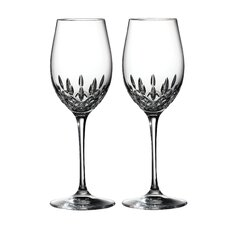 <strong>Waterford</strong> Lismore Essence White Wine Glass (Set of 2)