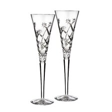 Wishes Believe Flute Glass (Set of 2)