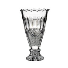 "Colleen 60Th Anniversary 13"" Footed Vase"