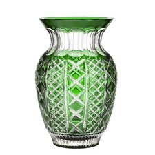 "Molly 12"" Emerald Bouquet Vase"