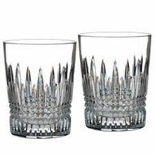Lismore Diamond Tumbler Glass (Set of 2)