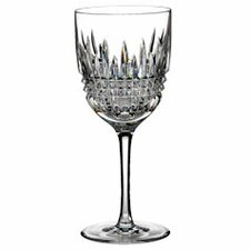 <strong>Waterford</strong> Lismore Diamond White Wine Glass