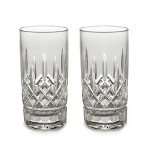 Lismore 12 oz. Hiball Glass (Set of 2)