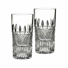 <strong>Waterford</strong> Irish Lace Hiball Glass (Set of 2)