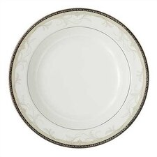 "<strong>Waterford</strong> Brocade 9"" Rim Soup Plate"
