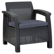 Corfu Arm Chair with Cushion