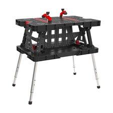 "39.2"" Rectangle Folding Work Table"