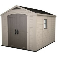 Factor 8x11 Resin Shed